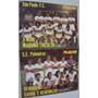 Poster Futebol 1981 Palmeiras; São Paulo; Tabela Sem Uso