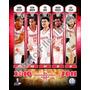 Poster (20 X 25 Cm) 2010-11 Houston Rockets Team Composite