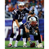 Poster (20 X 25 Cm) Tom Brady 2011 Action