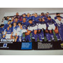 Poster Futebol Cruzeiro Campeão Mineiro 1997