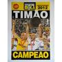 Ref369 - Pôster Corinthians Campeão Libertadores 2012