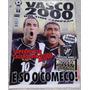 Revista-poster Vasco Da Gama 2000 - Mundial De Clubes Fifa