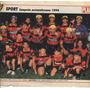 Sport: Campeão Pernambucano 1994 - Mini Pôster Da Placar