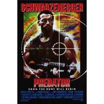 Poster Cartaz Predador