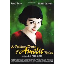 Poster Cartaz O Fabuloso Destino De Amelie Poulain