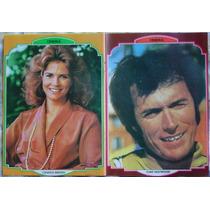 Pôsters Revista Fiesta Clint Eastwood - Anos 70 .
