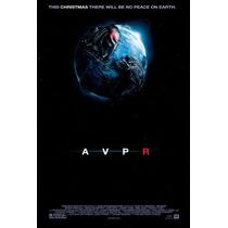 Poster Cartaz Alien Vs Predador #9