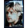 Poster Bloockbuster - Brad Pitt - Antigo E Raro