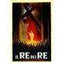 O Rei Dos Reis Jesus Cristo 1950 Itália Filme Poster Repro