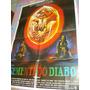 Pôster Cartaz Original Filme Terror Cinema Antigo Anos 70