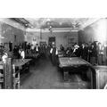 Quadro De Sinuca Chicago Bar 2,70 X 1,80 M Em Canvas (11026)