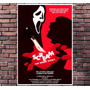 Poster Exclusivo Filme Panico Scream Terror - Tam 30x42cm