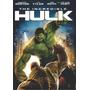 Poster Hq Comics Filme O Incrível Hulk Tamanho A-3 Laminado