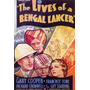 Poster (69 X 102 Cm) The Lives Of A Bengal Lancer