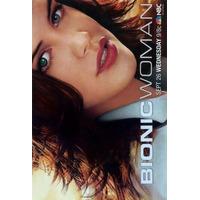 Biônico Mulher Poster Impressão