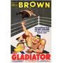 Poster (69 X 102 Cm) The Gladiator