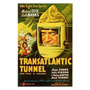 Transatlântico Túnel Poster Impressão