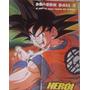 Super Pôster Dragon Ball Z - Revista Herói 2000