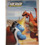 Mini Pôster Pokémon - Revista Herói 2000