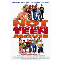 Poster (28 X 43 Cm) Not Another Teen Movie