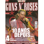 Revista Pôster Guns N