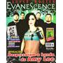 Revista Pôster Evanescence Raríssima = 52 X 81cm! Amy Lee!