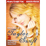 Revista Pôster Taylor Swift Raríssima= Gigante 52cm X 81cm!