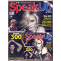 Revista Speak Up Madonna Lacrada ! = Com Cd Original Speakup