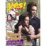 Revista Pôster Crepúsculo Kristen Stewart + Robert Pattinson