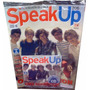 Revista Speak Up One Direction = Lacrada C/ Cd Original!