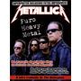 Revista Pôster Metallica Raríssima = C/ 2 Pôsters 52 X 42cm!
