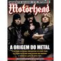 Revista Pôster Motörhead Rara Nova! = Gigante 52x81cm Lemmy!