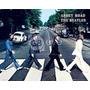 Beatles Poster - The Abbey Road Cruzamento Mini 40cmx 50cm