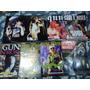 Lote Revista Poster Axl Rose Guns N Roses