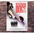 Poster Exclusivo Cães De Aluguel Tarantino - Tamanho 30x42cm
