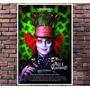 Poster Filme Alice No Pais Das Maravilhas - Tamanho 30x42cm