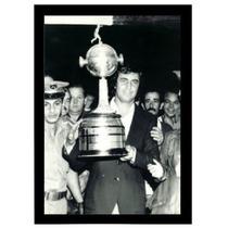 Poster Emoldurado Cruzeiro - Libertadores 1976