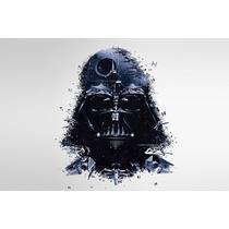 Star Wars - Darth Vader - Poster Em Lona 60x90cm