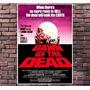 Poster Filme Madrugada Dos Mortos Dead Romero Terror 30x42cm