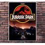 Poster Exclusivo Filme Jurassic Park Dinossauro - 30x42cm