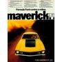 Placas Decorativas Ford Maverick Carro Antigo 40x30cm Mdf6mm