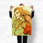 Poster Thundercats Cheetara 60x40 Hq Art Gamer Cult C121