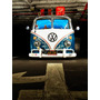 Placas Decorativas Vw Kombi, Carro Antigo 40x30cm Mdf 6mm