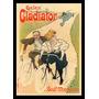 Quadro Poster The Belle Epoque Cycles Gladiator