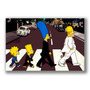 Poster Simpsons Abbey Road 90x60 Art Cult The Beattles C116