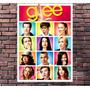 Poster Exclusivo Glee Serie Tamanho 30x42cm