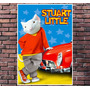 Poster Exclusivo Filme O Pequeno Stuart Little Rato 30x42cm