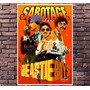 Poster Exclusivo Beastie Boys Rock Hip Hop Rap - Tam 30x42cm