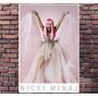 Poster Exclusivo Nicki Minaj Pop Rap Funk Black - 30x42cm