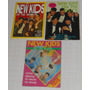 Nkotb New Kids On The Block Lote C/3 Revistas-poster Antigas